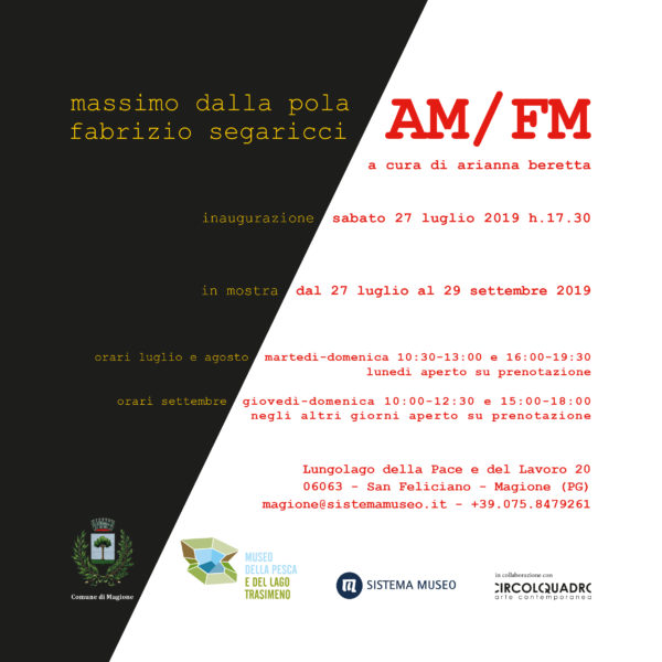 AM/FM Dalla Pola Segaricci Comune di Magione Circoloquadro