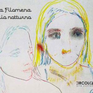 Elisa Filomena Diario notturno Circoloquadro